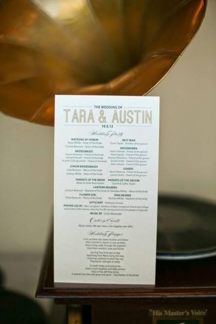 Tara + Austin