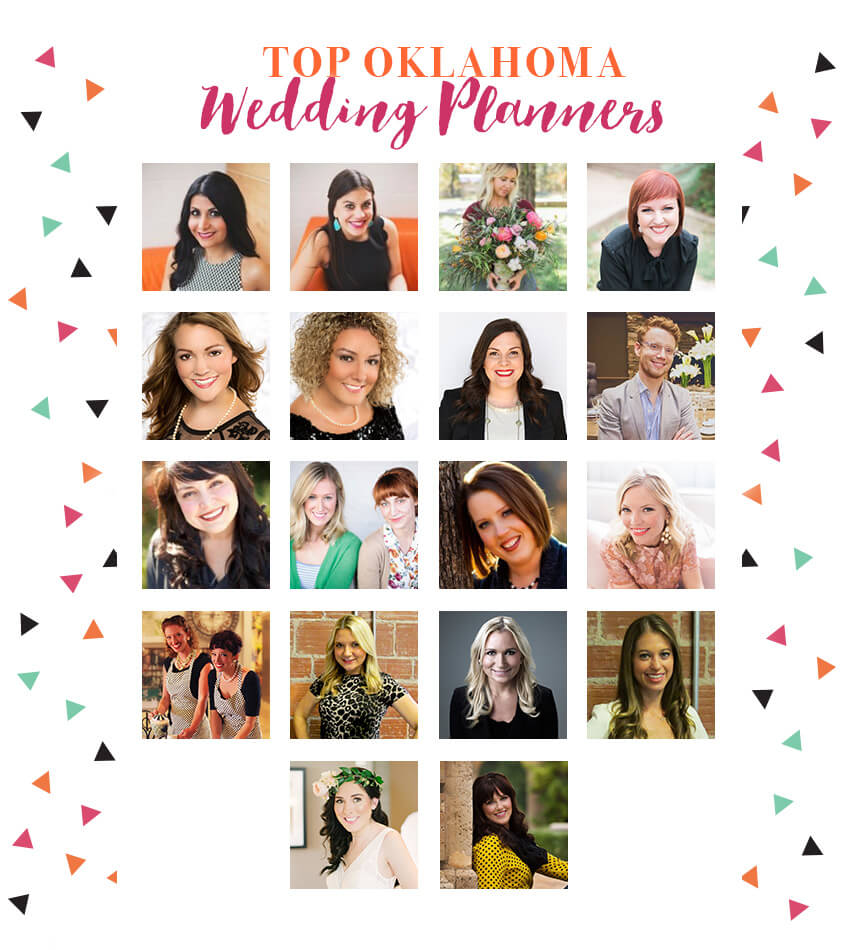 Top Wedding Planners in Oklahoma