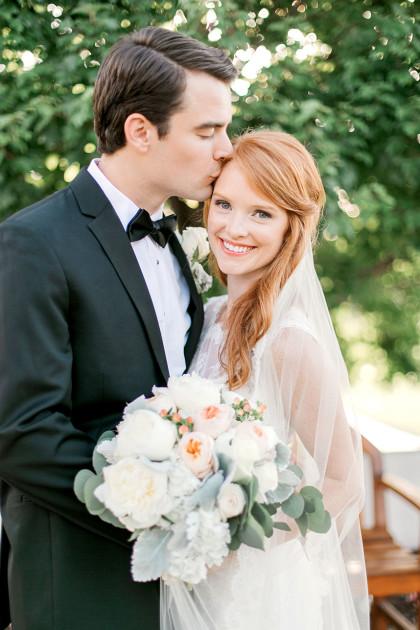 Spring Tulsa Wedding Captured By Aubrey Marie Photography