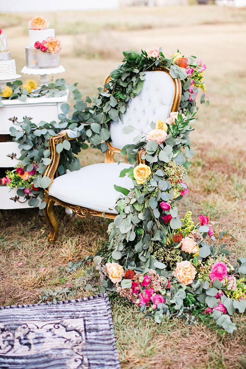 fresh spring floral inspiration. Black Bedroom Furniture Sets. Home Design Ideas