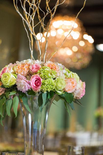 Oklahoma Wedding Featuring Tony Foss Flowers Captured By