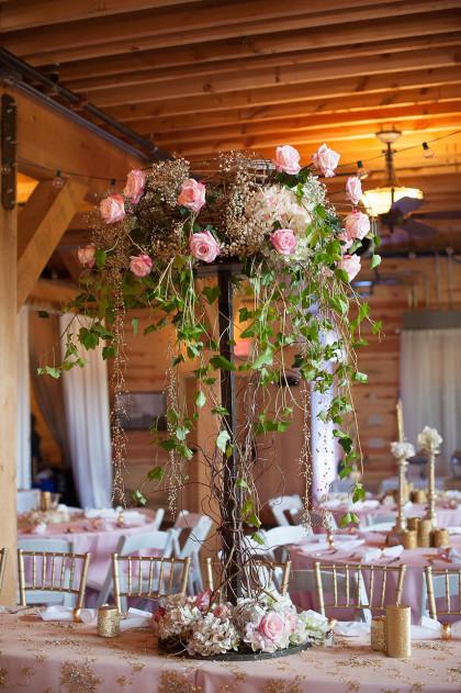 oklahoma wedding featuring tony foss flowers at mcgranahan barn maree steve. Black Bedroom Furniture Sets. Home Design Ideas