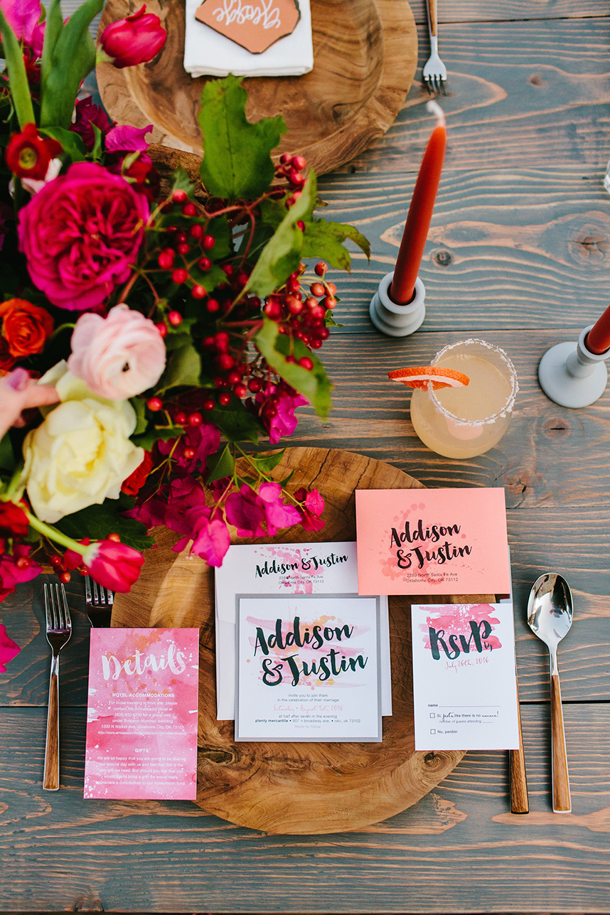 Five Wedding Invitation Trends to Follow