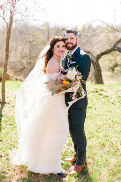 Rustic Oklahoma Wedding At Southwind Hills Barn Allison