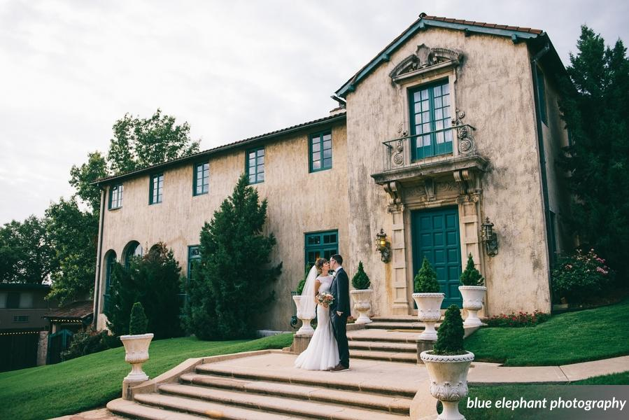 Dresser Mansion - Oklahoma Wedding Venues