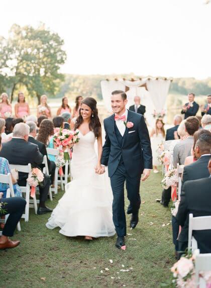 Tulsa Wedding At The Golf Club Of Oklahoma Captured By