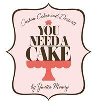 You Need A Cake - Oklahoma Wedding Cakes
