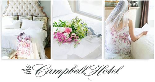 The Campbell Hotel and Event Centers - Oklahoma Wedding Accommodations