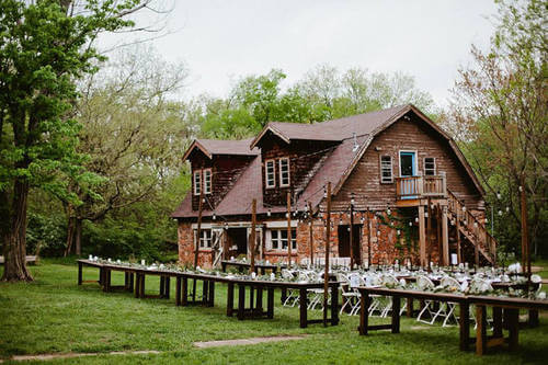 Blueberry Hill Events / The Stone Barn - Oklahoma Wedding Venues