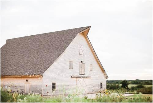 McGranahan Barn - Oklahoma Wedding Venues