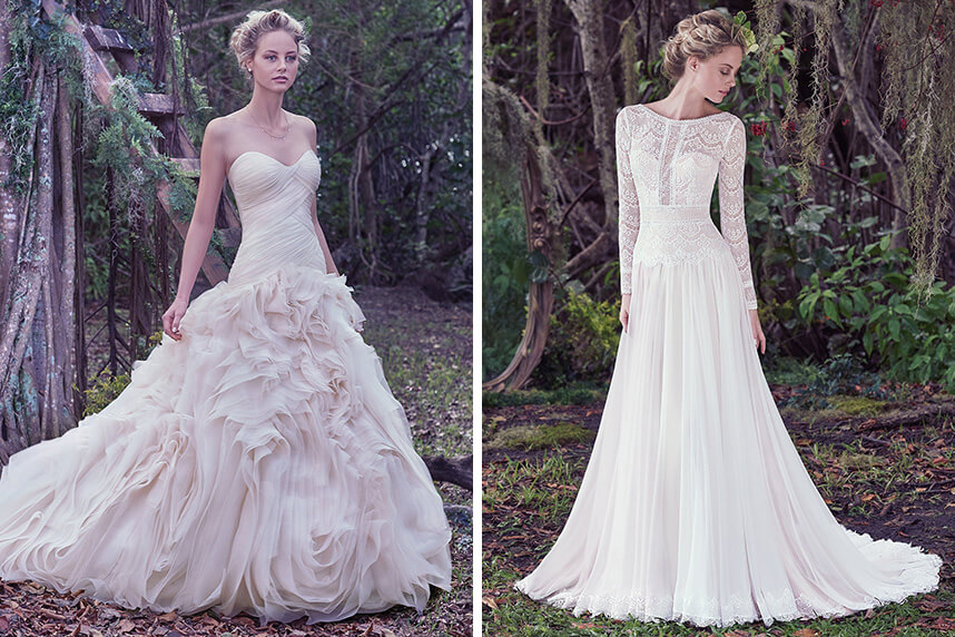 Find Your Wedding Dress At Bella Rose Bridal