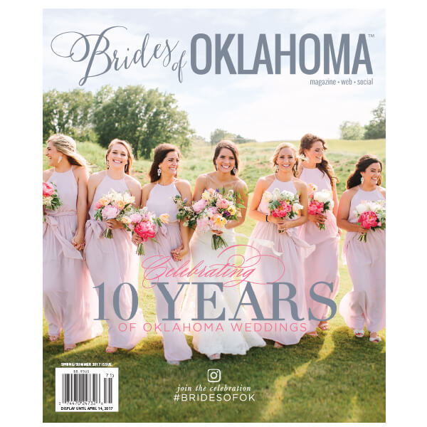 Brides Of Oklahoma 10th Anniversary Issue