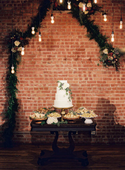 Alyssa Hand And Connor Shavers Industrial Oklahoma Wedding