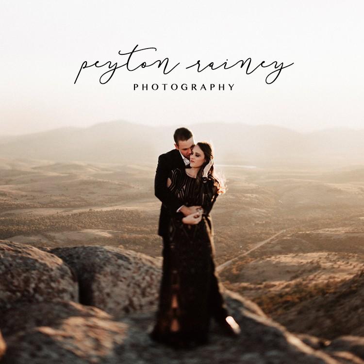 Peyton Rainey Photography - Oklahoma Wedding Photography
