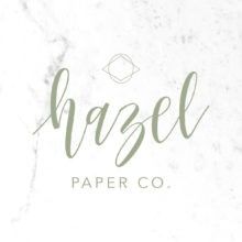 Hazel Paper Co. - Oklahoma Wedding Invitations