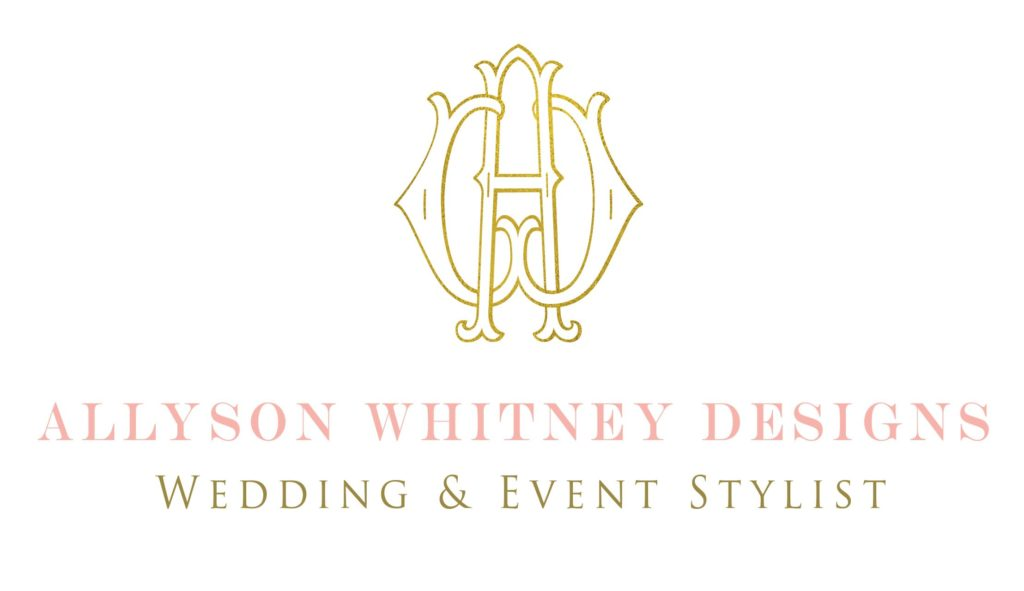 Allyson Whitney Designs - Oklahoma Wedding Wedding Planner
