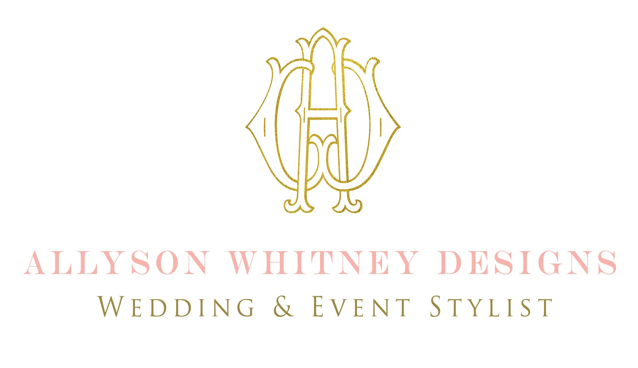 Allyson Whitney Designs Floral, Wedding Planner