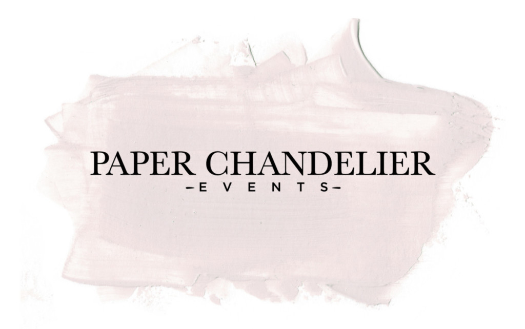 Paper Chandelier Events - Oklahoma Wedding Wedding Planner