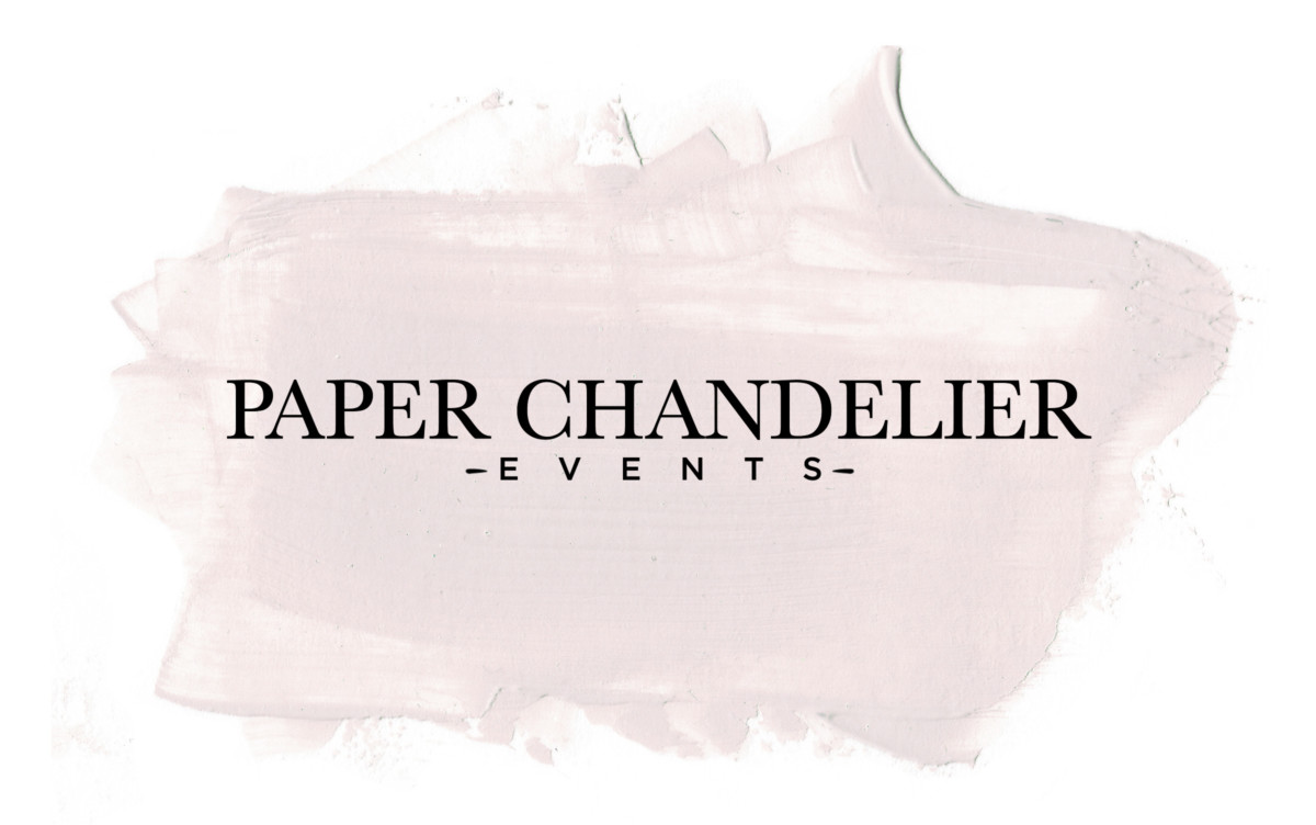 Paper Chandelier Events Floral, Wedding Planner