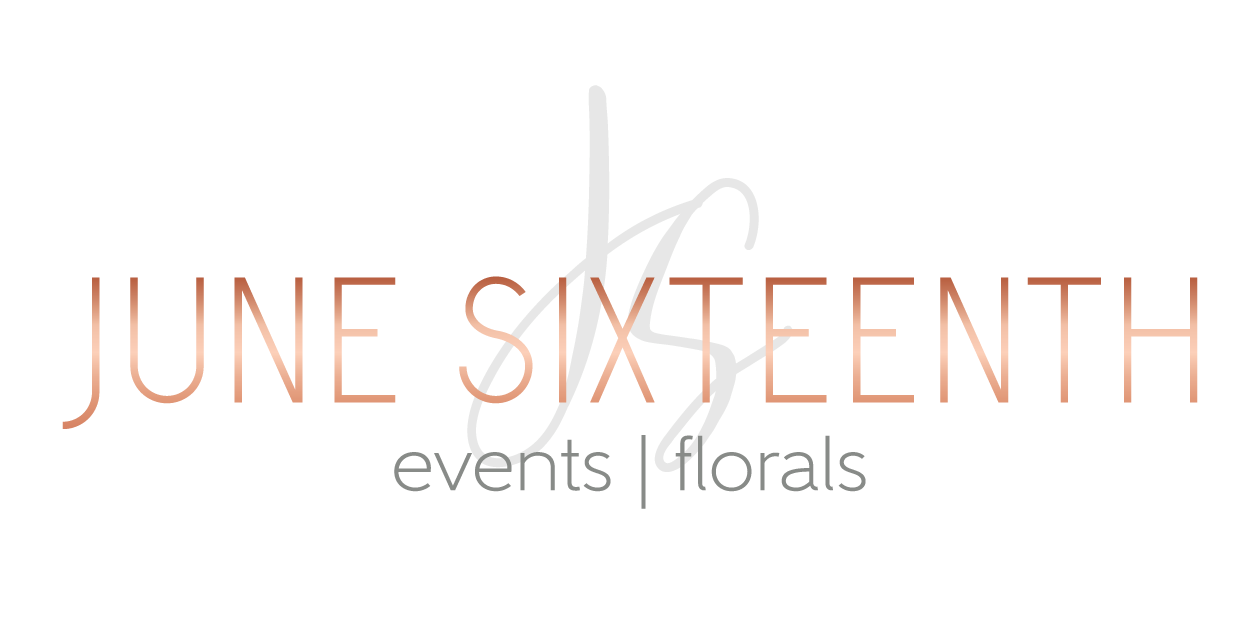 June Sixteenth Events & Florals Floral, Wedding Planner