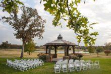 Oak Tree Country Club - Oklahoma Wedding Rehearsal Dinner