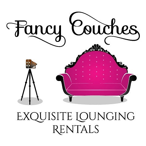 Fancy Couches - Oklahoma Wedding Rentals