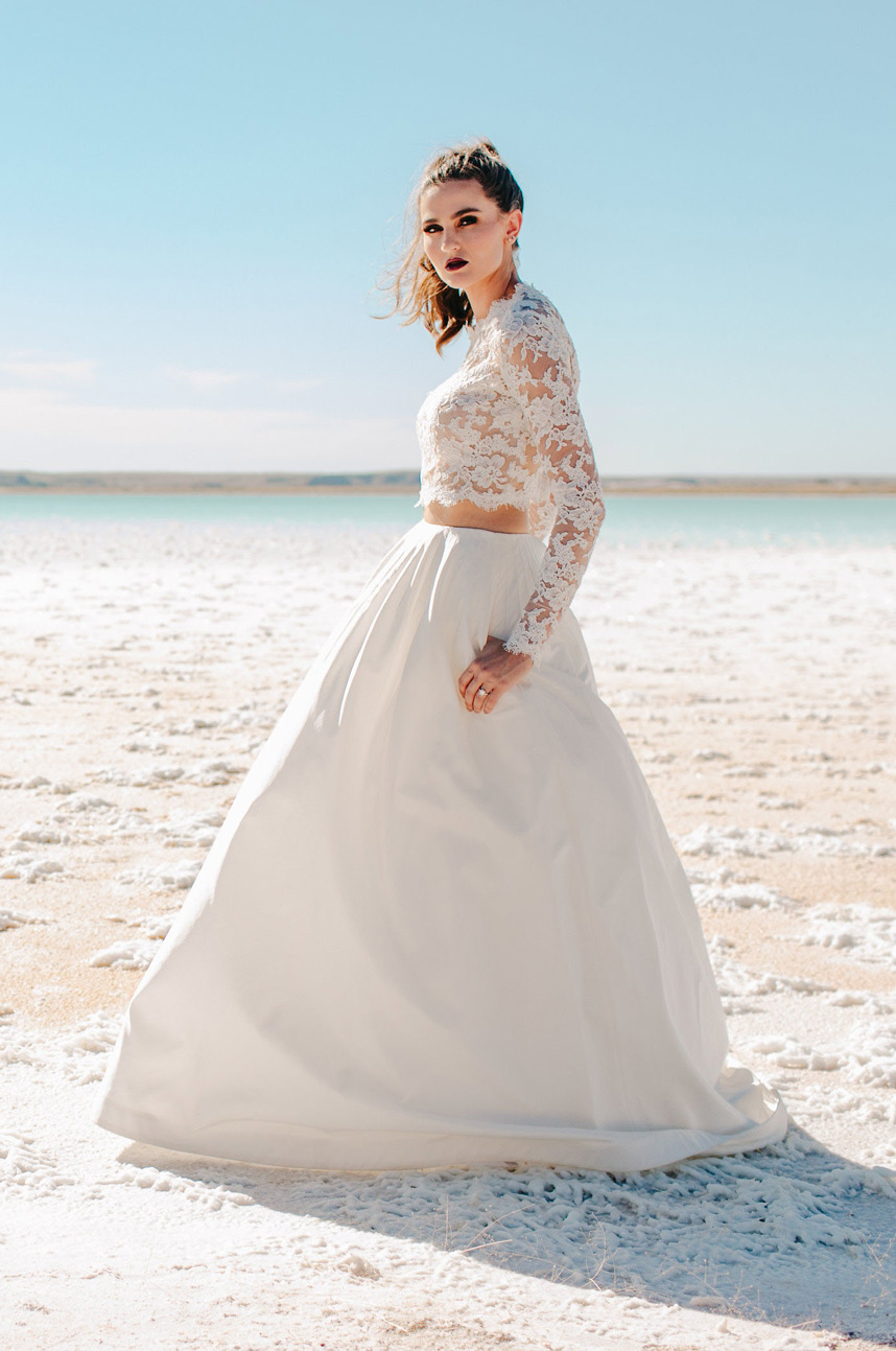 Four Must-See Bridal Fashion Trends