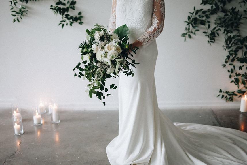 Organic tulsa wedding by ever something for Wedding dress rental tulsa