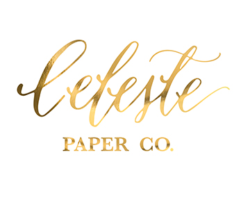 Celeste Paper Co. - Oklahoma Wedding Invitations