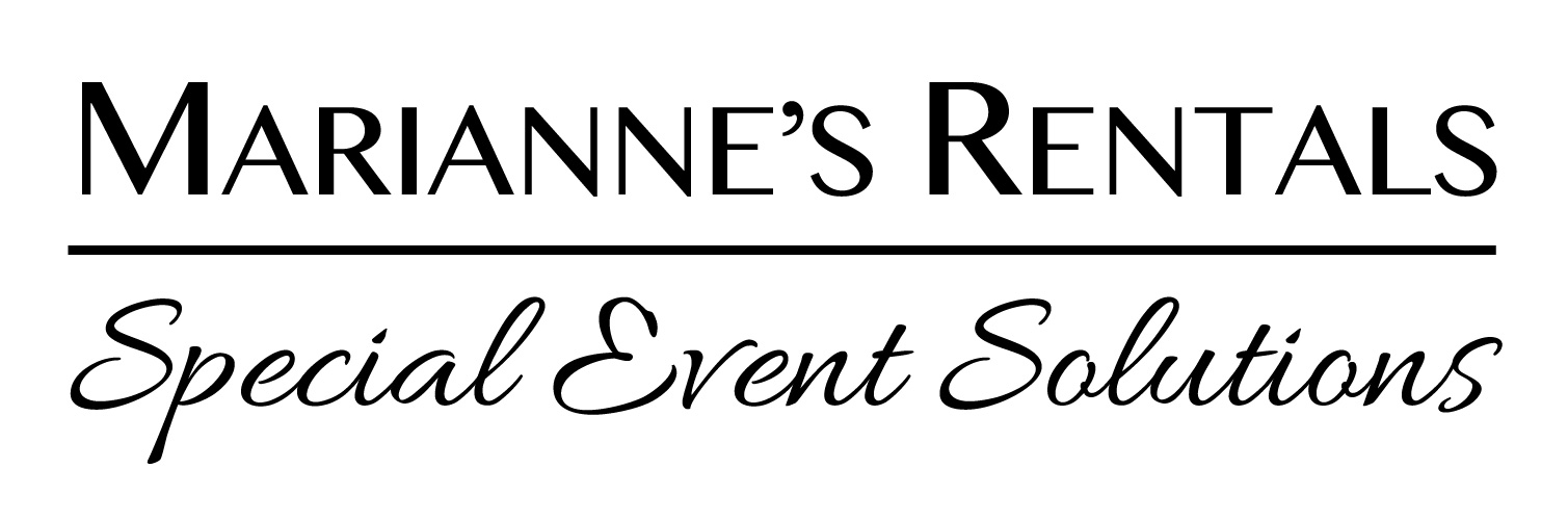 Marianne's Rentals Special Event Solutions Lighting, Rentals