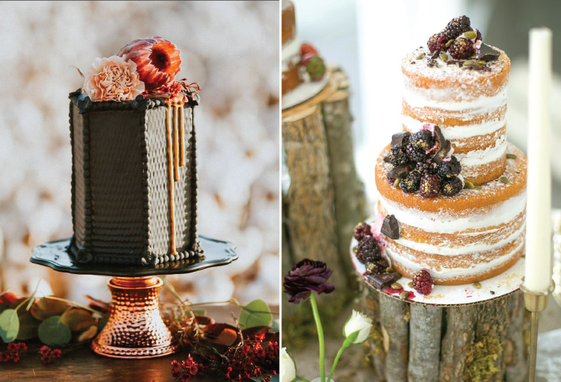 wedding cakes okc fall oklahoma wedding cake trends 25163