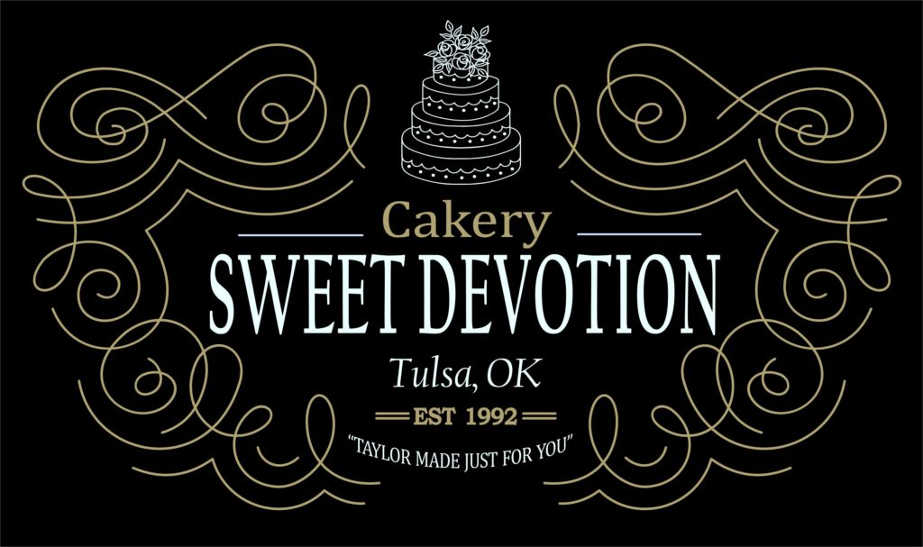 Sweet Devotion Cakery - Oklahoma Wedding Cakes