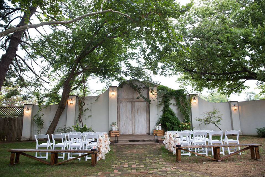 brand new oklahoma wedding venues