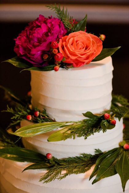 Sammy Key And Alex Duncan S Colorful Winter Wedding By