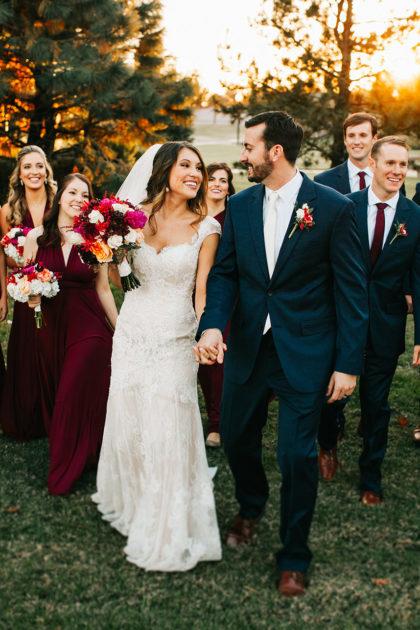 setting oklahoma wedding magazine