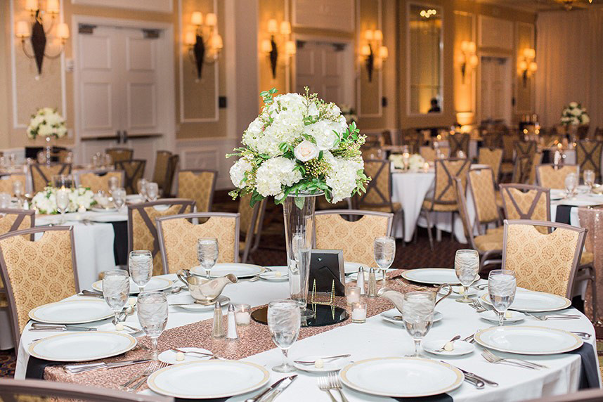 7 Stylish Oklahoma Ballroom Wedding Venues