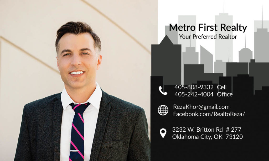 Metro First Realty - Reza Khorsand-Nia - Oklahoma Wedding This & That