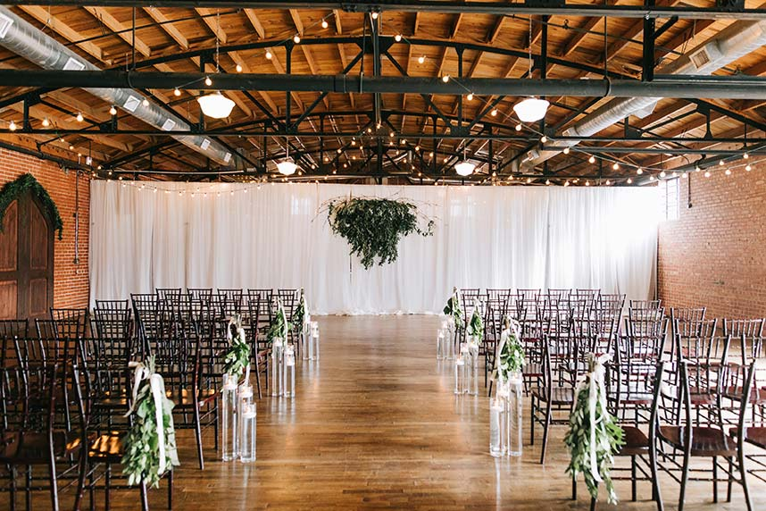 Historical Oklahoma Wedding Venues
