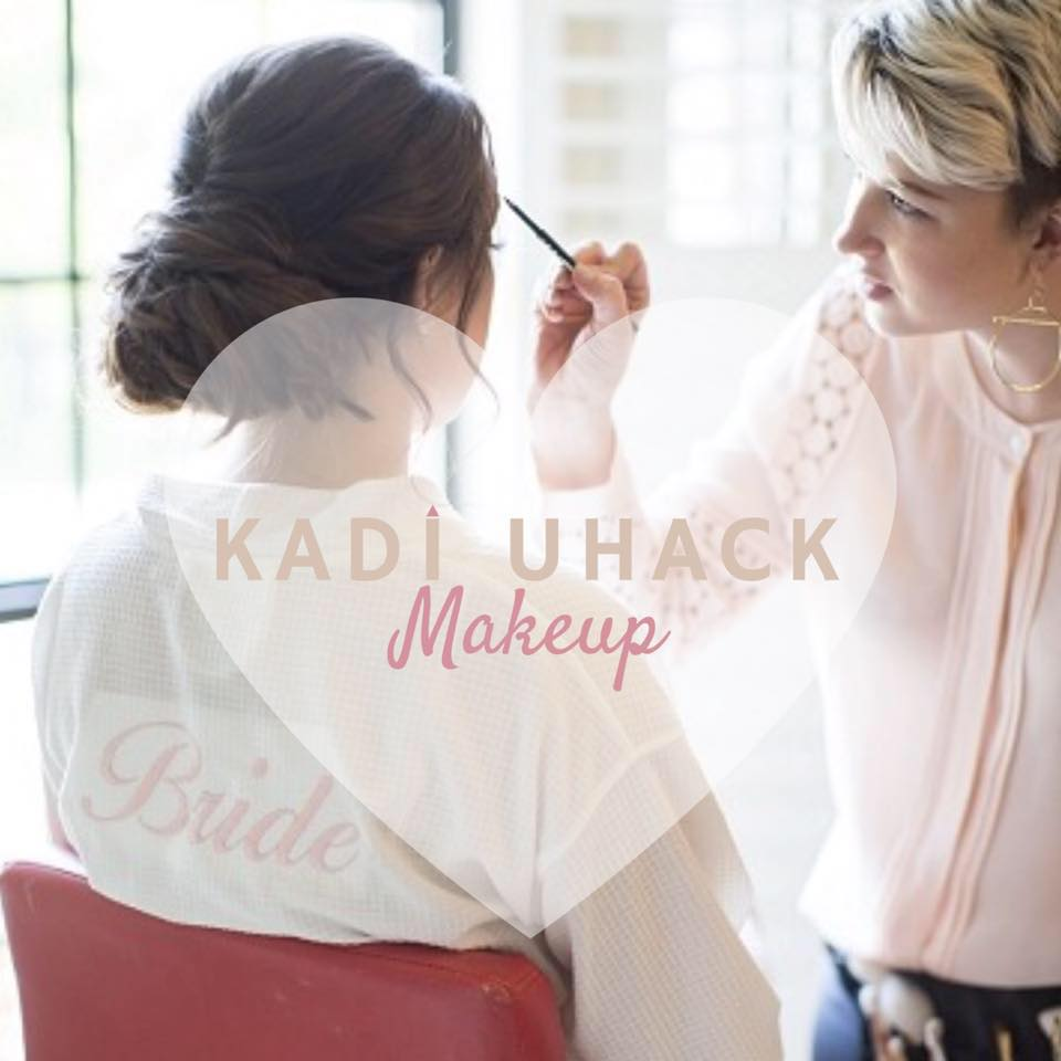 Kadi Uhack Makeup - Oklahoma Wedding Beauty