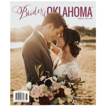 Brides of Oklahoma Spring Summer 2018 magazine issue