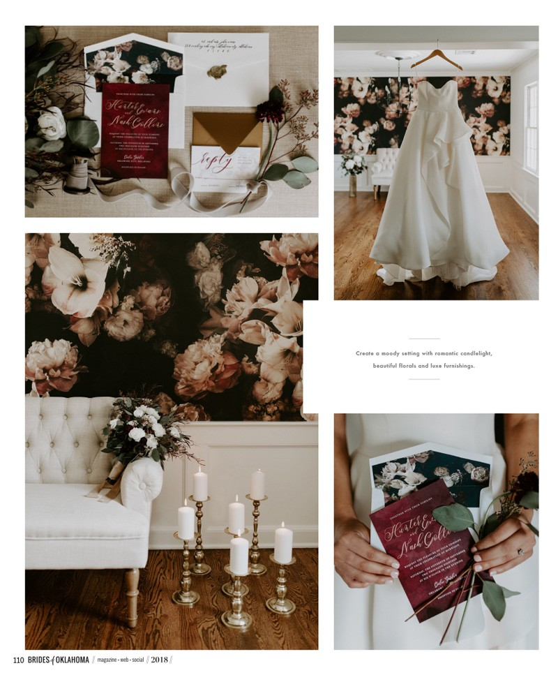 Paper chandelier events brides of oklahoma boo ss2018 love scene collection paper chandelier events 002 aloadofball Image collections