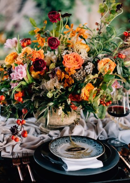 Meet The Mag Creatives Oklahoma Wedding Florist Poppy Lane