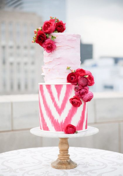 Oklahoma Wedding Cake Baker