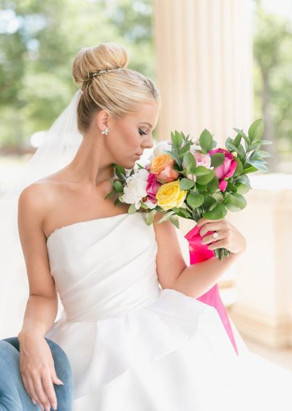 Oklahoma Wedding Beauty