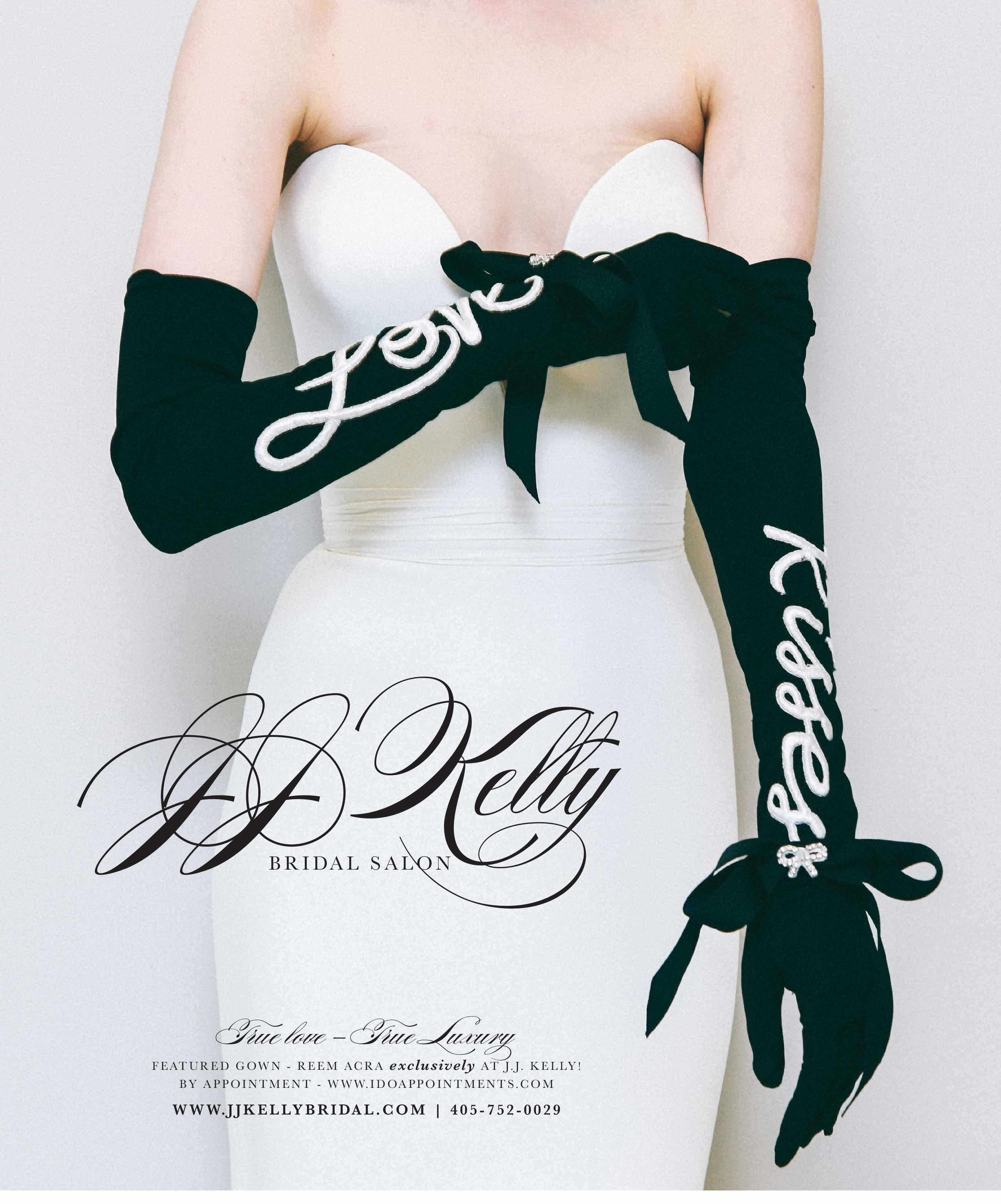 J.J. Kelly Bridal Salon Gown Preservation, Attire