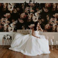 luxe lounge wedding inspiration Oklahoma wedding planner Paper Chandelier Events Oklahoma wedding photographer Peyton Rainey Photography32