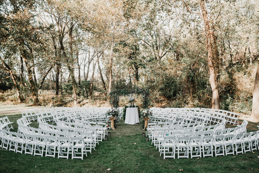 7 Surrounding Tulsa Wedding Venues You Can't Miss