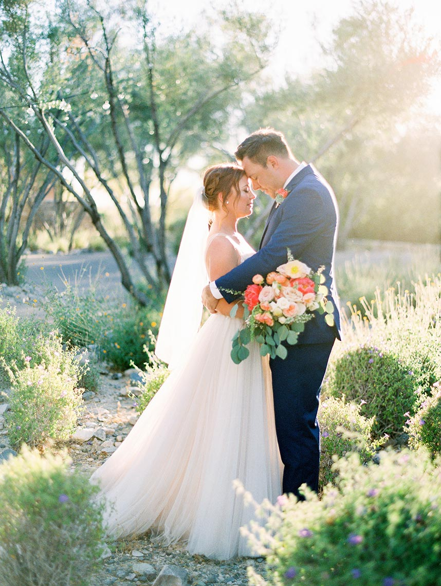 Sarah Hudiburg Weds Colby Korsun Spring Desert Inspired Destination Wedding