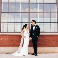 Jacqueline Fish Weds Eitan Reshef Minimalist Chic Oklahoma Wedding Captured by Kevin Paul Photography