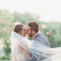 Mackenzie Komrij Weds Andrew Thompson | Simplistic Summer Wedding at Spain Ranch